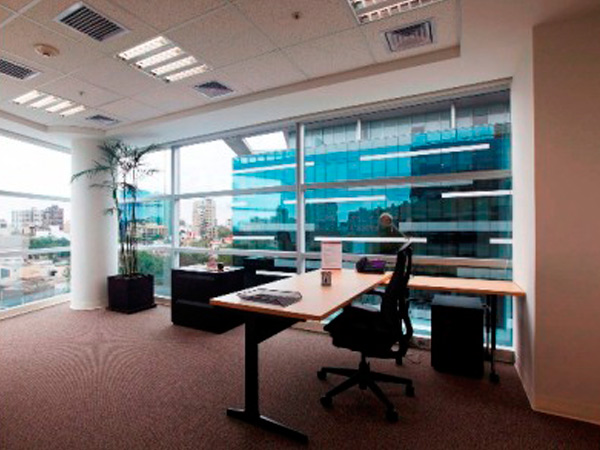 Alquiler de oficinas en lima peru for Alquileres oficinas